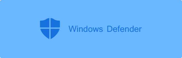 Check with Windows Defender